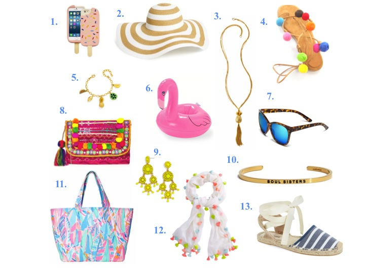 The BEST Summer Accessories Under $100 ~ Wear Bows and Smile