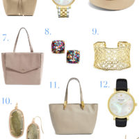 The Nordstrom Anniversary Sale Essential Accessories