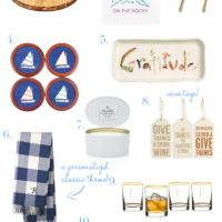 Thanksgiving Hostess Gift Guide!