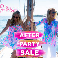 The Lilly Pulitzer After Party Sale 2018!